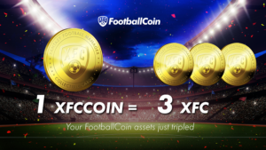 Conversion of XFC of 3:1 to early adopters