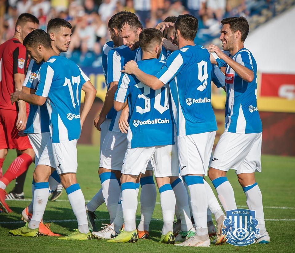 FootballCoin is sponsoring a first league football team